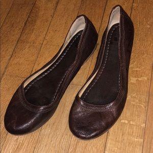 Frye flats shoe